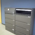 GF Lateral Files, 5-drawer, 36