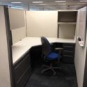 Steelcase Answer 8 x 8  with 66 high panels