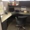 Used Kimball Cubicles 90×90, 66 high