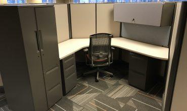 Herman Miller AO2 – 120 Degree cubicles