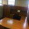 Gorgeous Wood Veneer U-Shaped Desk Sets
